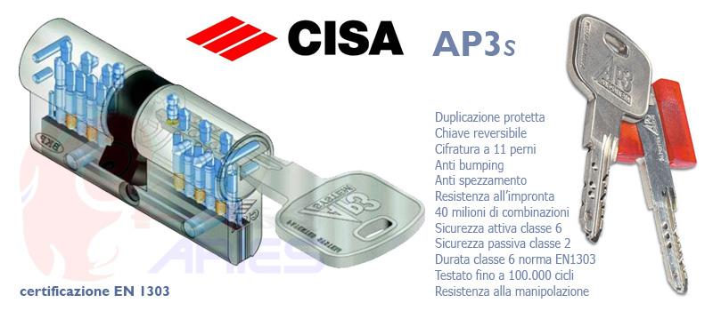 cilindri-sicurezza-cisa-ap3s