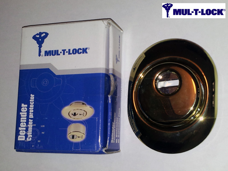 Auno serrature per porte blindate con cilindro europeo - Doppia serratura porta blindata ...