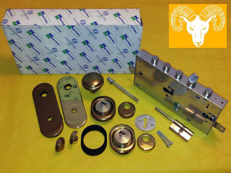 Mottura serrature cilindro europeo vendita ottimi prezzi - Cilindro porta blindata ...