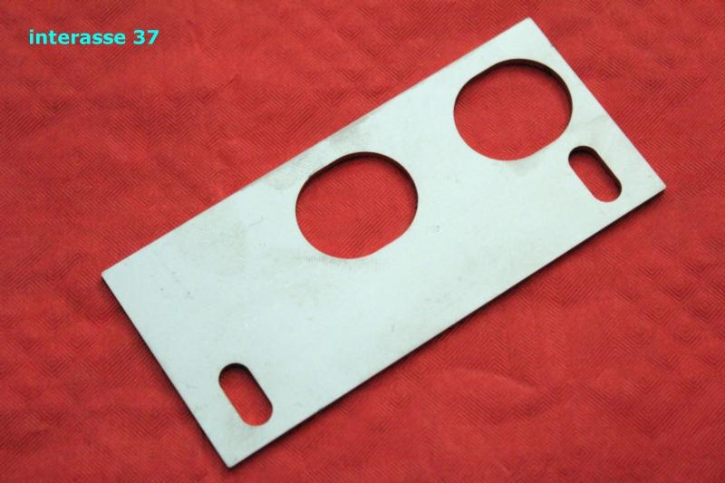 Incontri universali e piastre registrabili per serrature blindate
