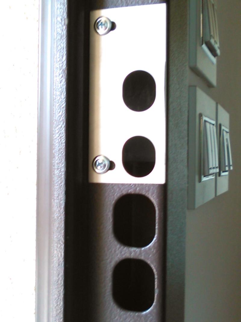 Vendita serrature porte blindate cisa con cilindro europeo - Cilindro porta blindata ...