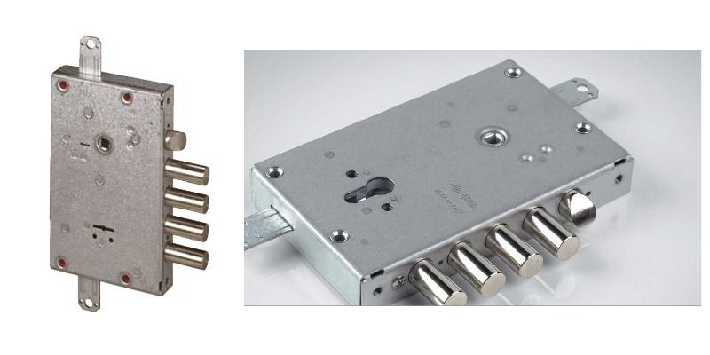 Le migliori serrature per porte blindate simple cilindri for Cilindro europeo migliore